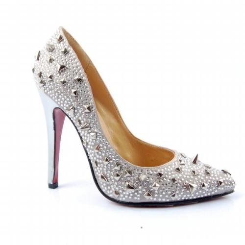 china 2015 new collection comfortable high heel dress