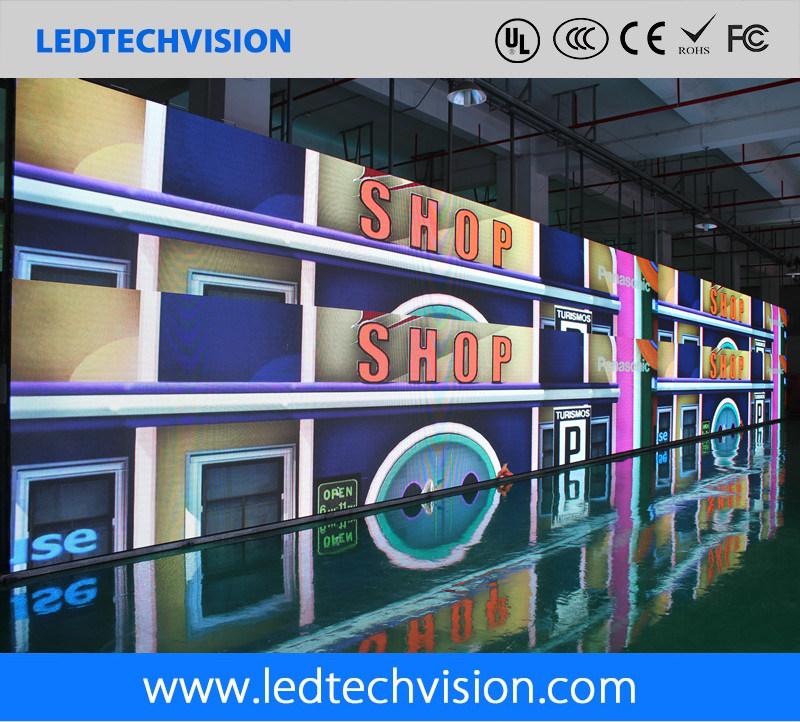 Indoor Rental LED Display P3.91mm (500mm*500mm, 1000mm*500mm die-cast)