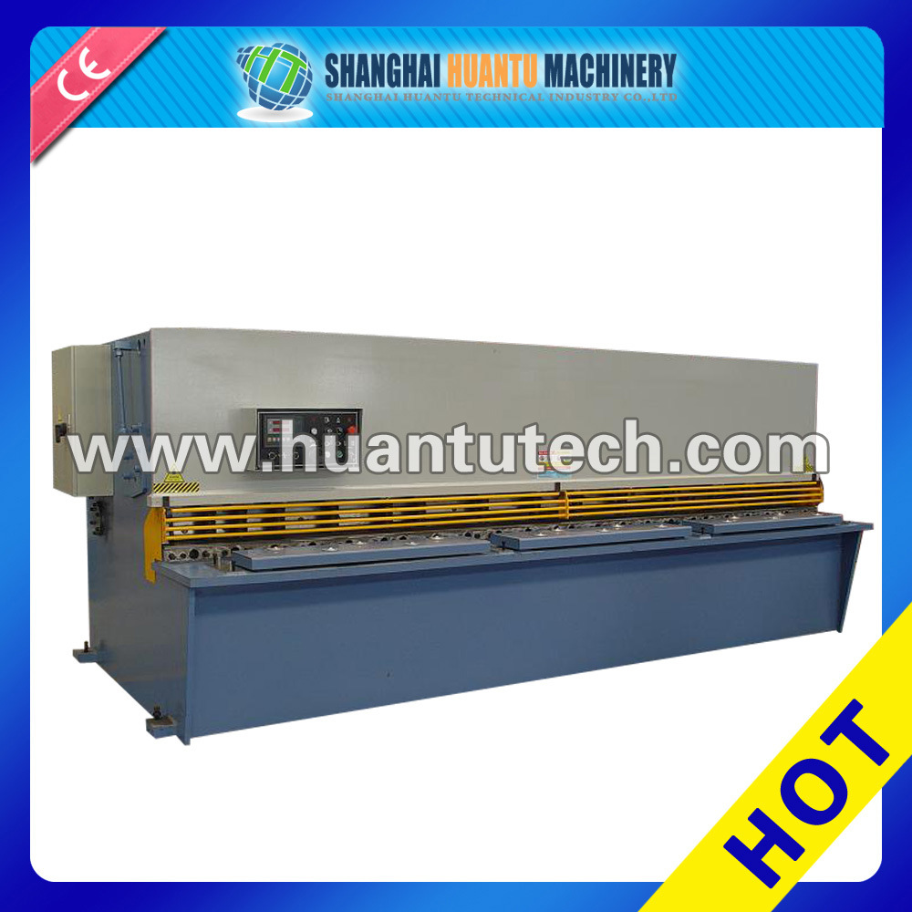 Hydraulic Swing Beam Shearing Machine Shear Cutting Machine (QC12Y, QC11Y)