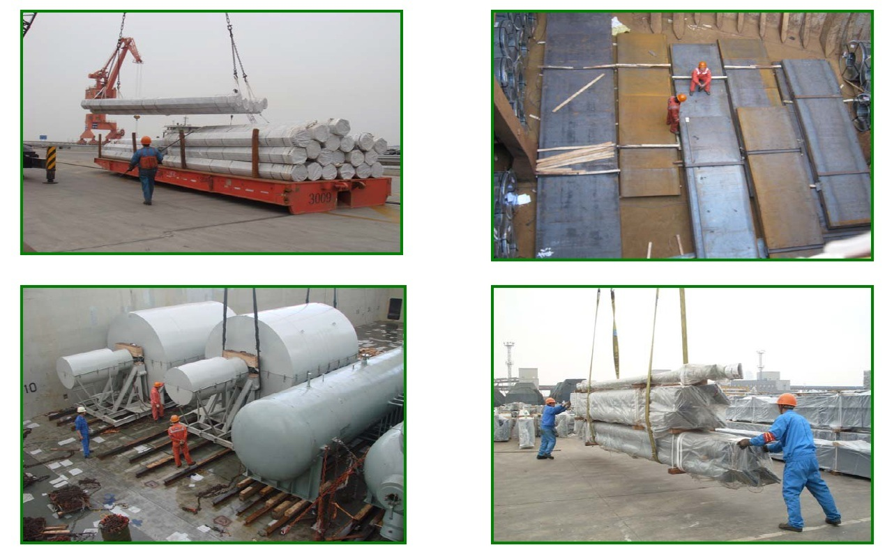 Professional out of Gauge Container Shipping Service to Worldwide