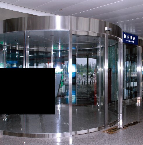 Automatic Curved Sliding Door  (SC-30)