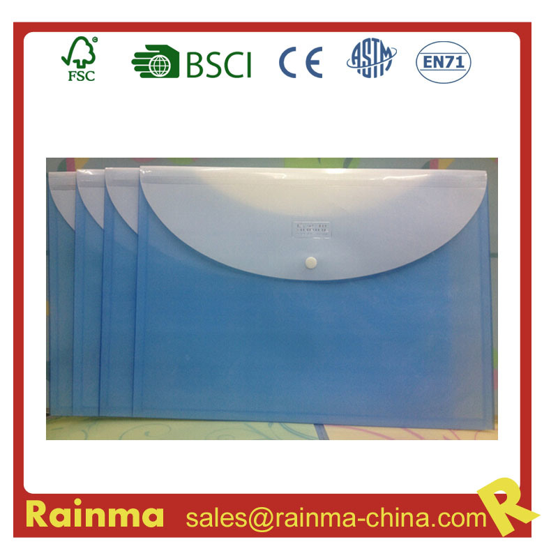 Document Bag with Two Color for Promotion