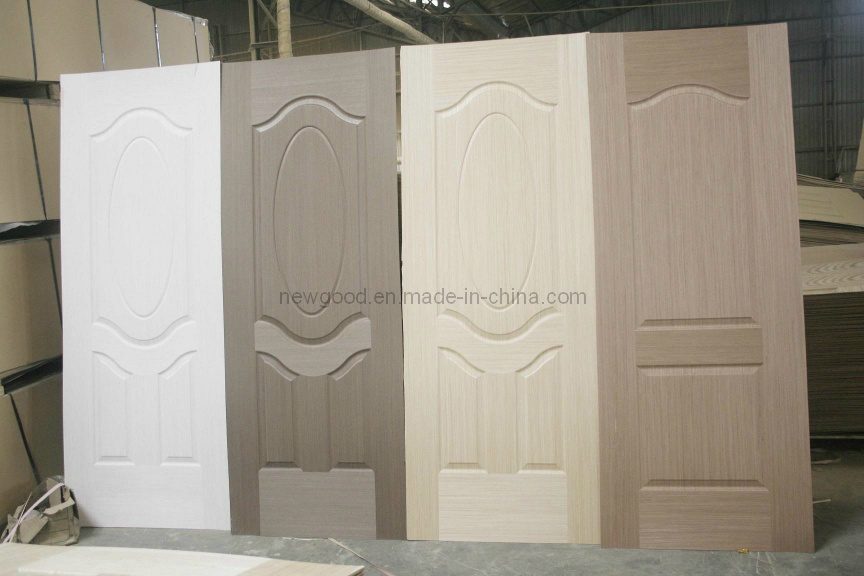 China wood veneer hdf door skin beech ash burma teak for Mahogany door skin