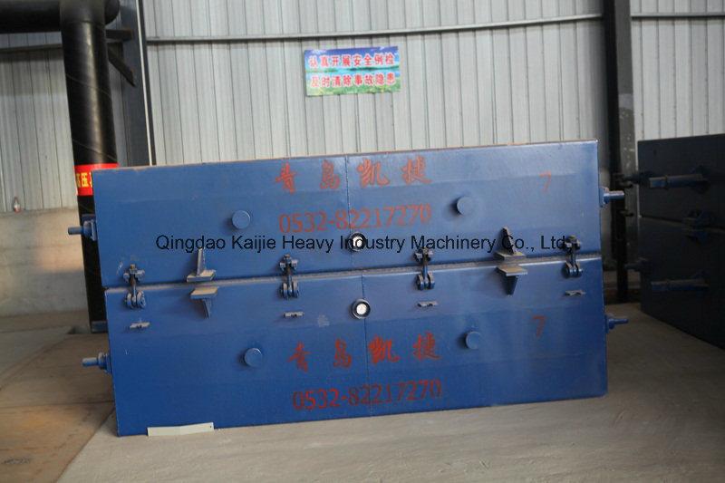 Free Disign Vacuum Molding Line/ V Method Molding Equipments
