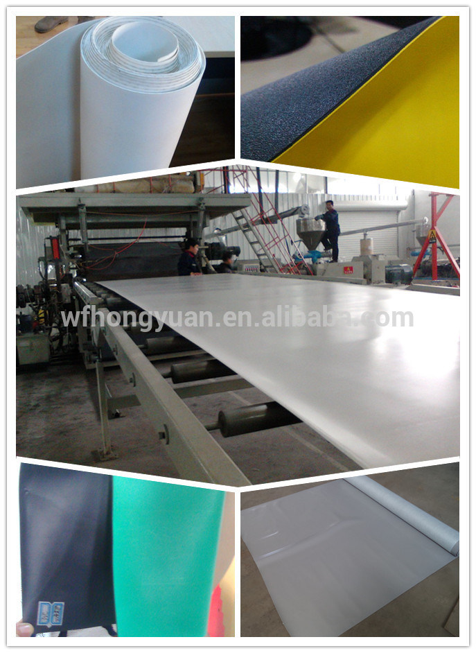Nice PVC Roofing /PVC Membrane/ Flat Roofing Material / PVC Geomembrane  /Building Material /