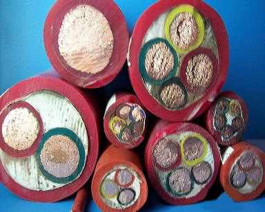 Flexible Copper/CCA Rubber Insulation Electric Welding Cable