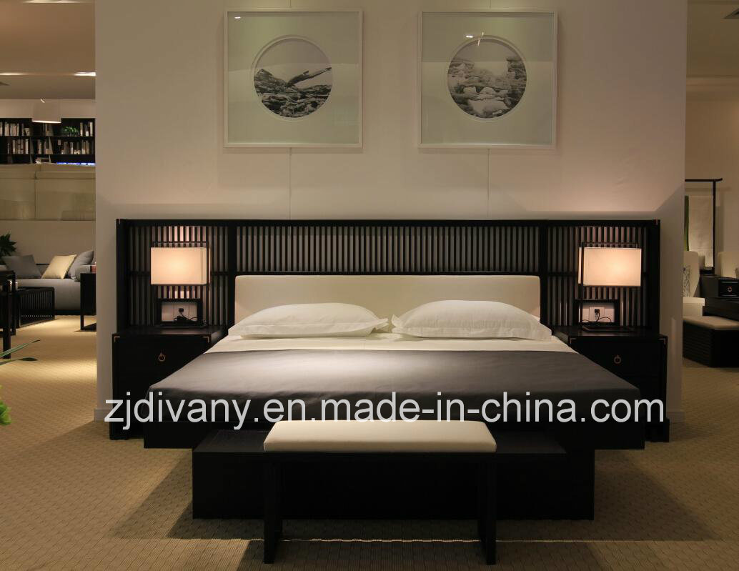 Chinese Style Wooden Bedroom Furniture