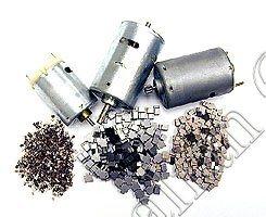 Carbon Brush For DC Motor