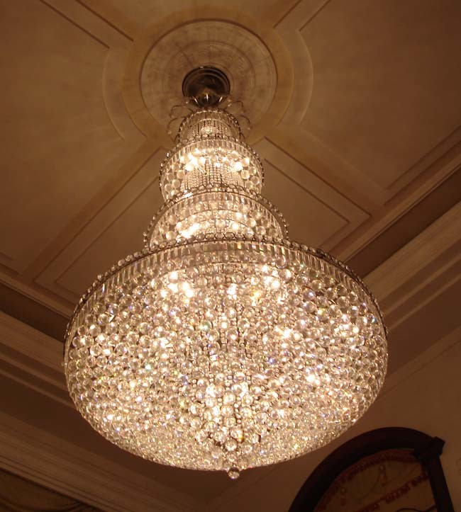 Crystal Chandeliers | Antique Chandeliers