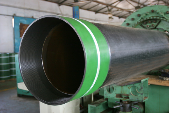 China oil well casing and tubing pipe