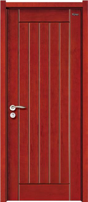 Wood Door / Interior Door / Painting Door (YFM-E010)