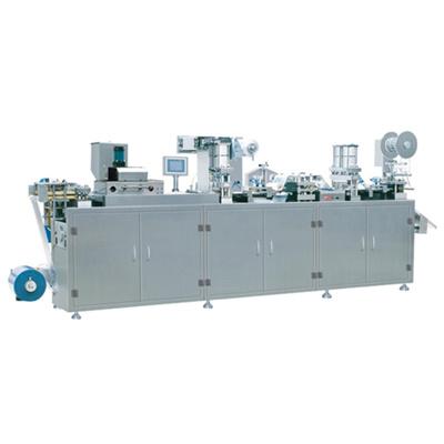 DPP-250FIII Aluminum-Plastic-Aluminum Register Packing Machine