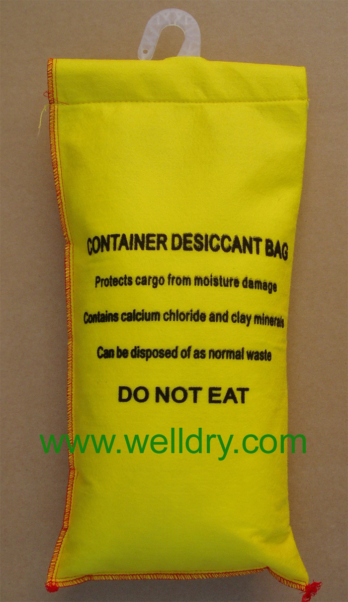 2kg Container Desiccant Bag for Shipping Container with Hook (CDB2000TCS-H)