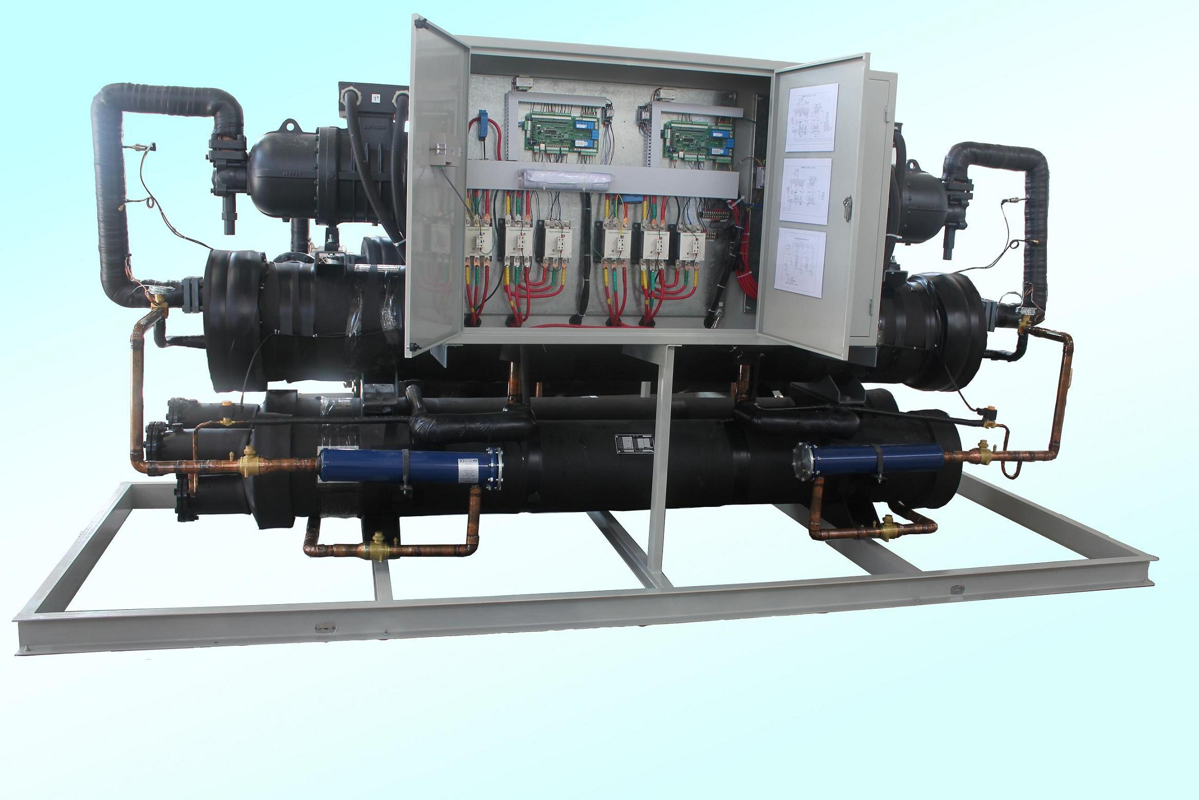 Marine Chiller (HWWL) China Marine Chiller Water Cooled Chiller #21AAAA
