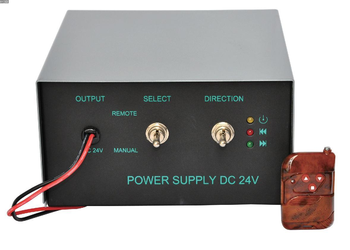 China Power Supply For Dc Gear Motor Of Greenhouse China