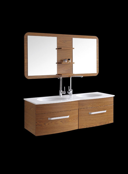 China Double Sink Bathroom Cabinet AC 9088 China Bathroom Cabinet Bathro