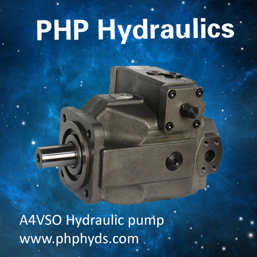 Replacement Rexroth A4vso125, A4vso180, A4vso250 Hydraulic Piston Pump