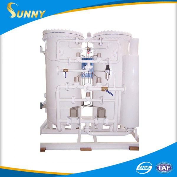 New Condition and Nitrogen Usage High Purity Nitrogen Generator with Purity 99.9995%