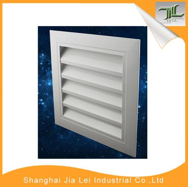 Weather Louvre Grille for Ventilation