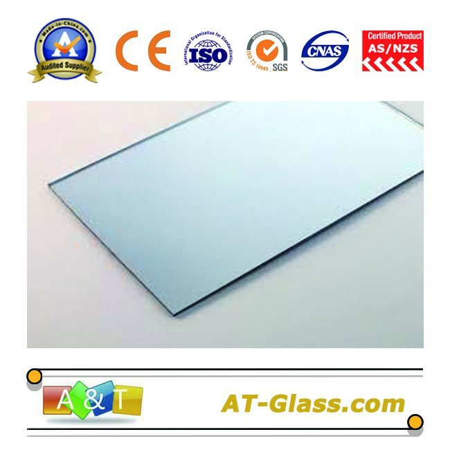 1.8~8mm Dressing/Bathroom Mirror Float Glass Silver Mirror