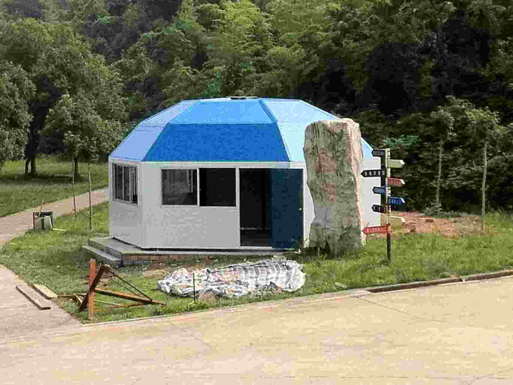 China Modular Dome House 40 M2