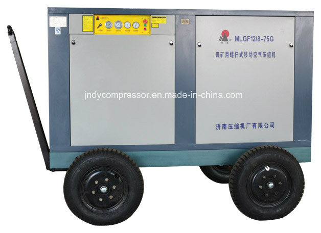 Energy Saving Screw Air Compressor