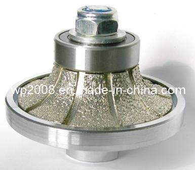 Electroplated Diamond Grinding Wheel, Milling Wheel, CNC Grinding Wheel, Diamond Wheel