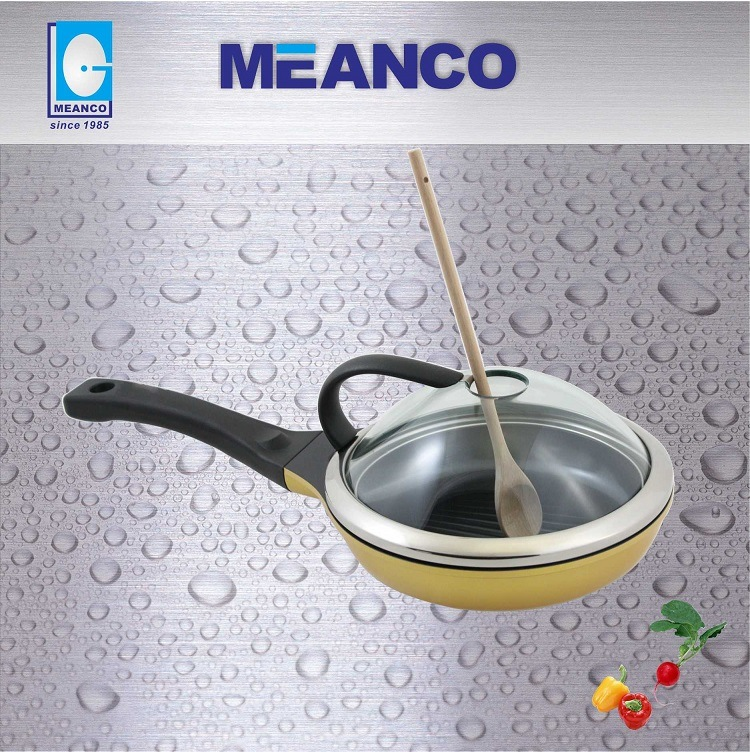 28cm Ez Cooking High Dome Tempered Glass Pan Lid