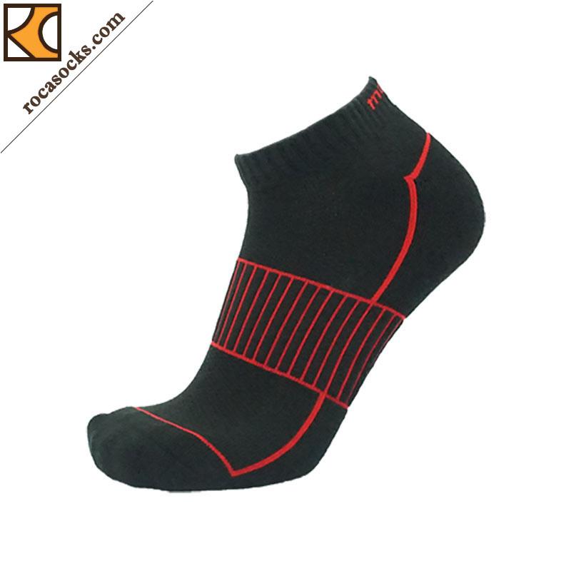Women′s Low Cut Coolmax Cotton Blend Socks (162027SK)