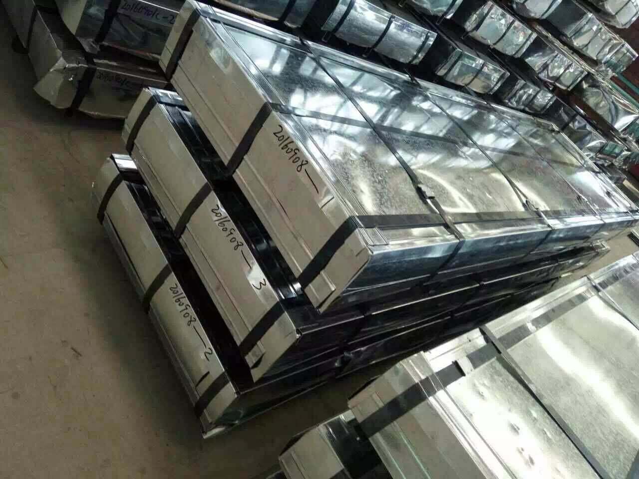 PPGI Gi Roofing Materials