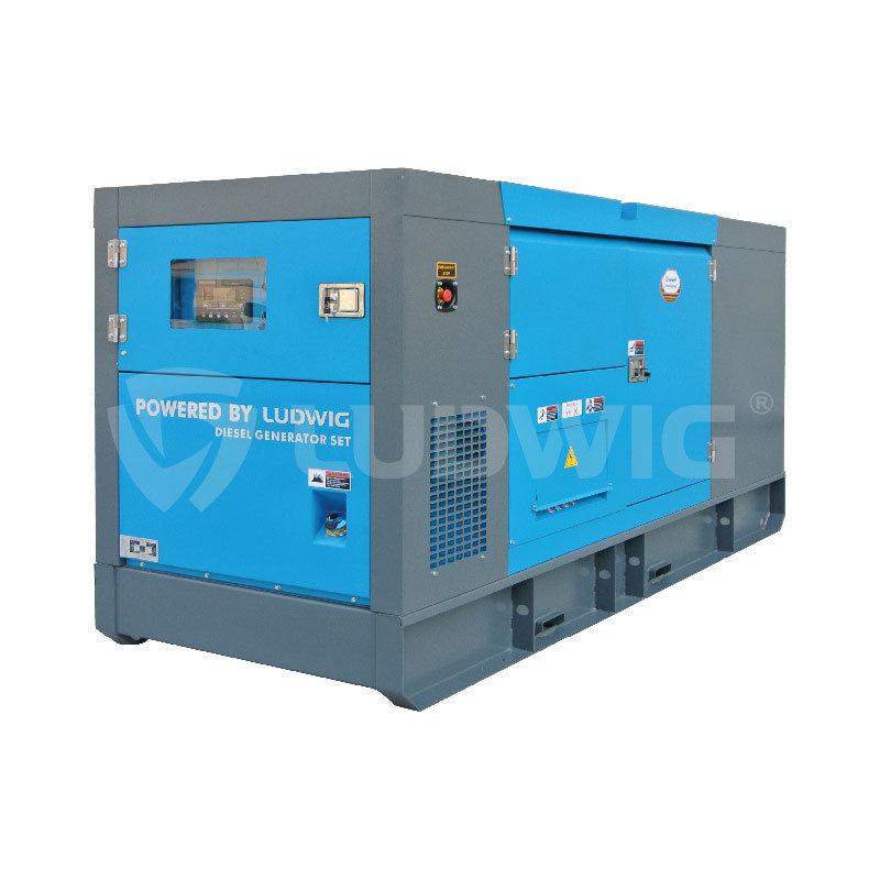 20kVA to 1250kVA Super Silent/Soundproof Cummins Diesel Generator