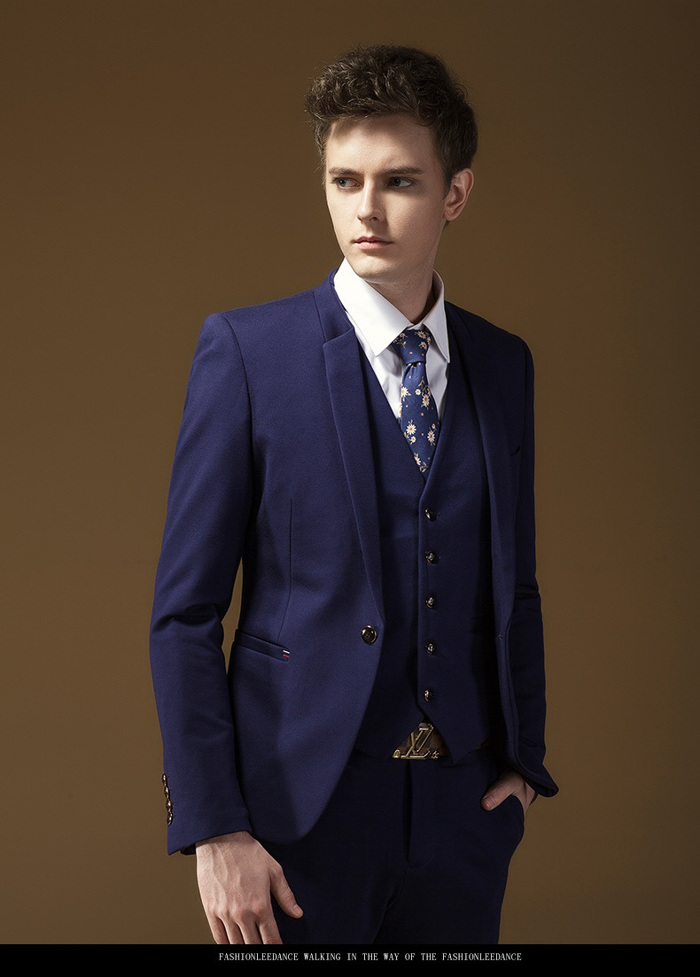 China New Italian Style Men′s Suits 2016 Men Business Suit Photos ...