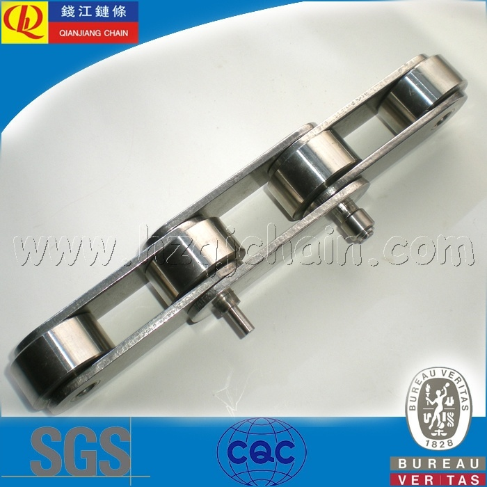 C2082ss Stainless Steel Duoble Pitch Conveyor Chain with Extended Pins