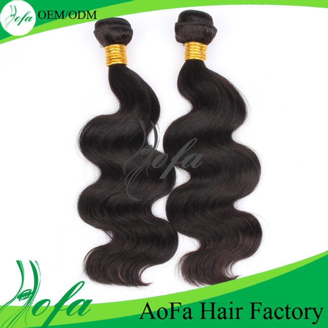 Factory Price High Quality 100% Brazilian Virgin Human Weaving Hair