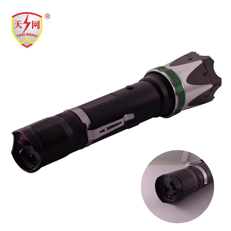 2016 New High Voltage Zoomable Flashlight Stun Guns with Belt Clip Stun Guns