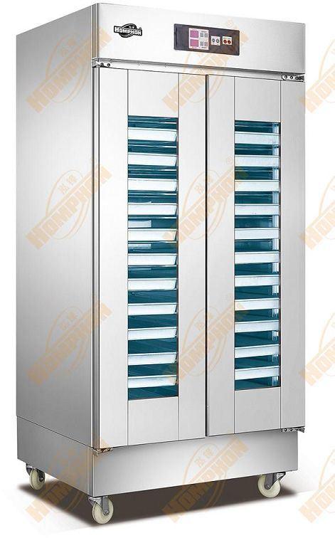 Double Door Proofer/Foaming Fermentation (32CE)