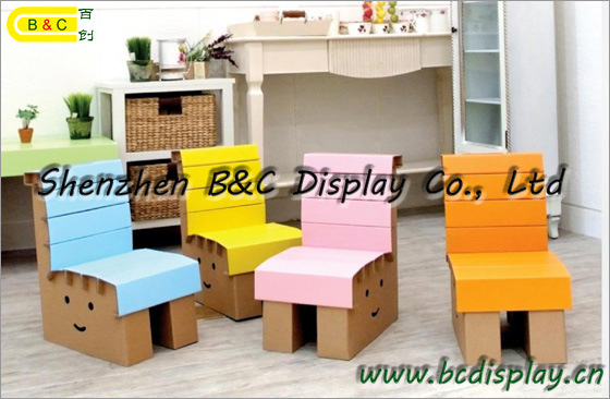 Modern, Eco-Friendly Cardboard Furniture with Free Style (B&C-F017)