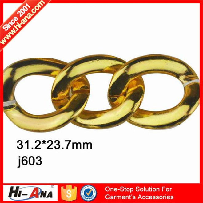 ISO 9001: 2000 Certification Top Quality Shoe Chain