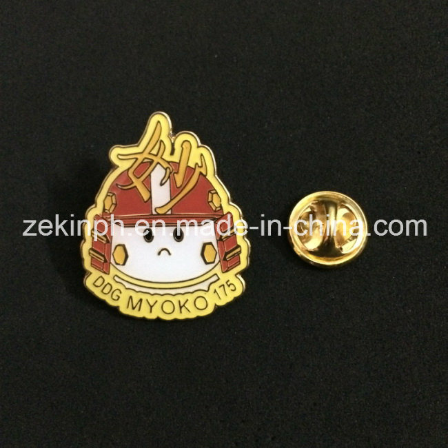 Customized Cheap Metal Pin Badge for Promotion
