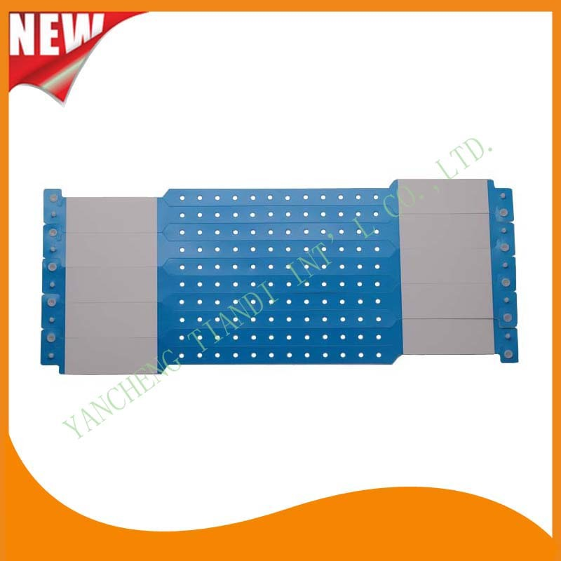 Plastic Write-on Hospital Wristband (8020A)