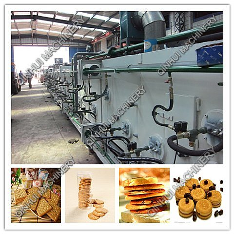 New Type Biscuit Production Line