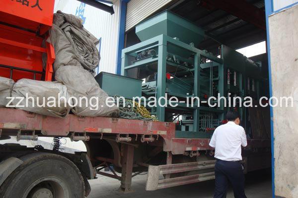 Automatic Brick Making Machine, Concrete Hydraulic Brick Machinery Price