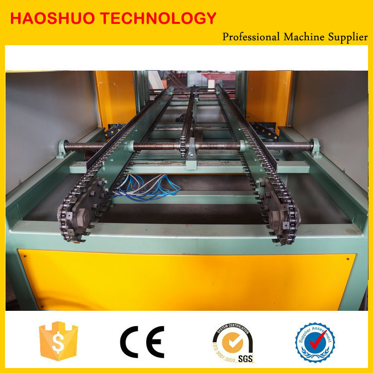 Corrugated Fin Welding Machine for Making Corrugated Tank (1300x400)