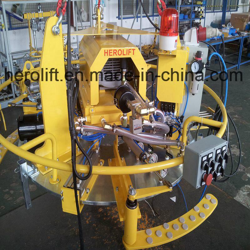 Horizontal Handling/Vacuum for Al Coil/ Coil Lifter /500kg