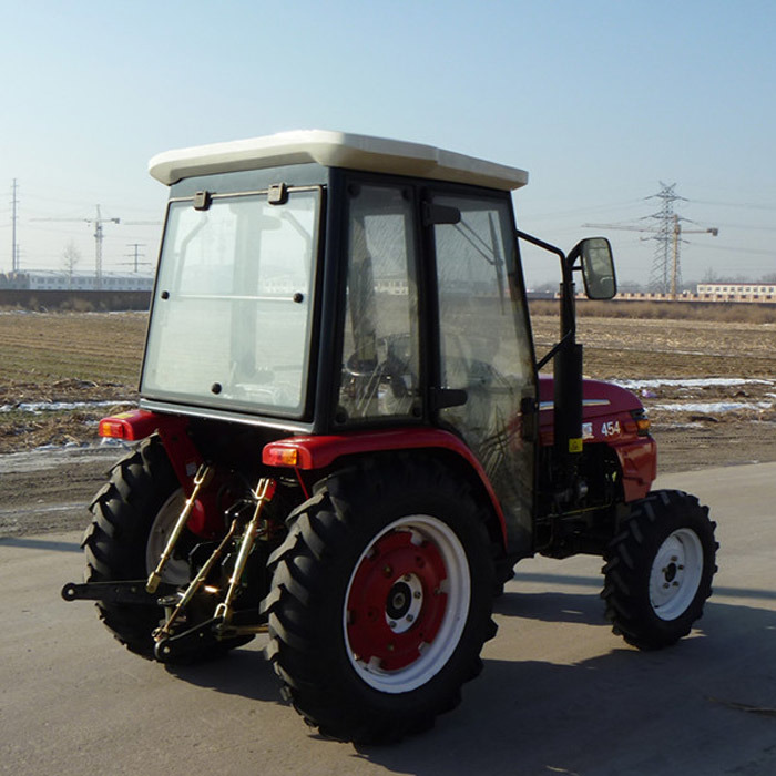 30-55HP Dongfeng Wheel Tractor with Ce/Coc