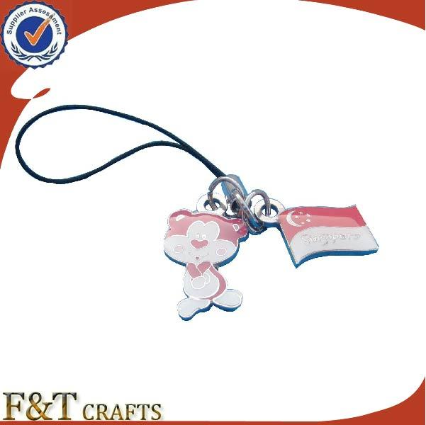Promotional Mobile Phone Decoration for Mobile Phone Charm