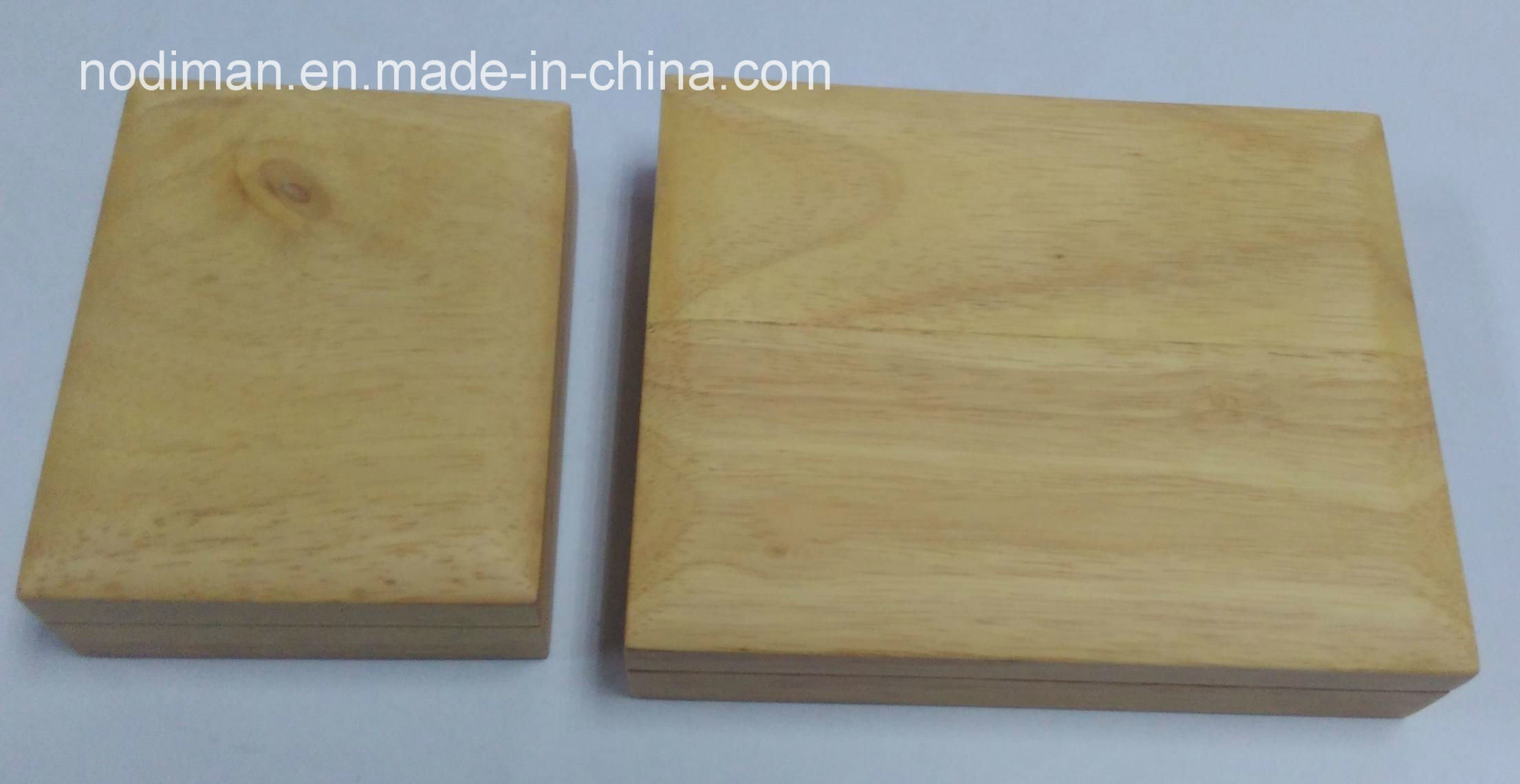 Solid Wood Jewelry Set Box