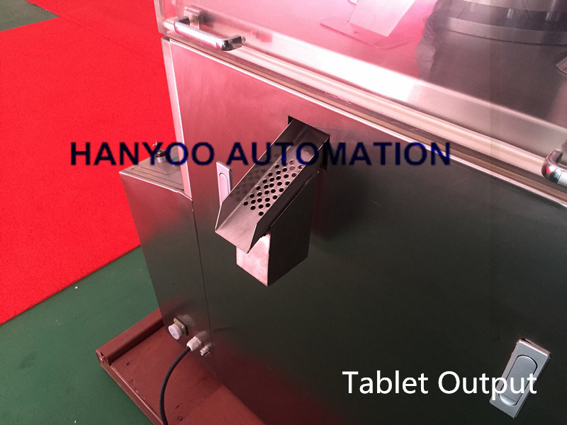 Zp-17D Automatic Rotary Tablet Press Machine