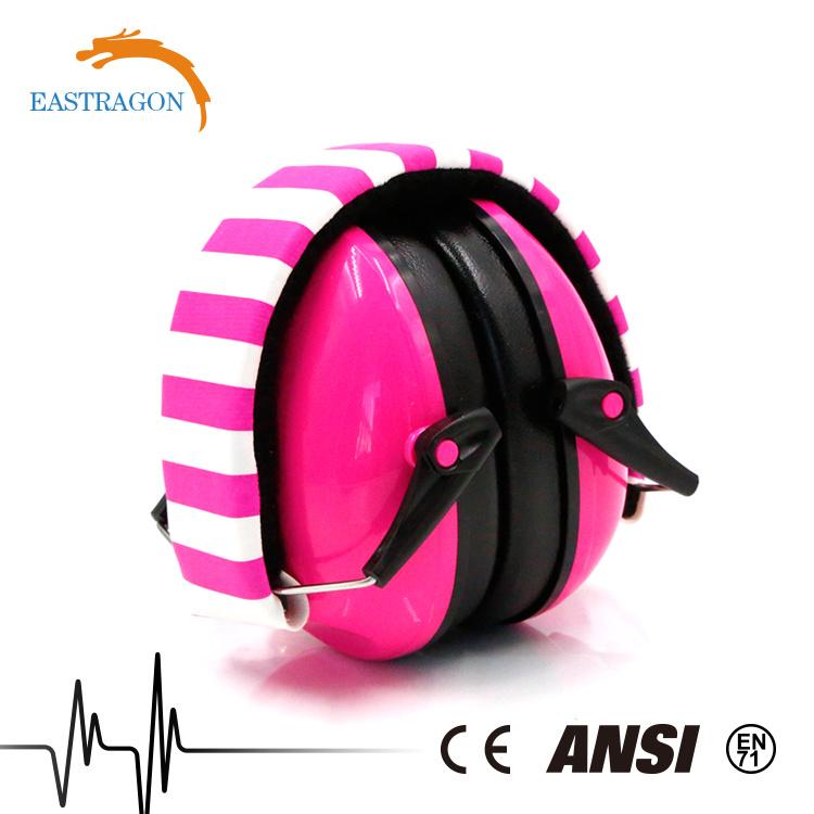 Cheap Hearing Protection Headband Earmuffs for Kids