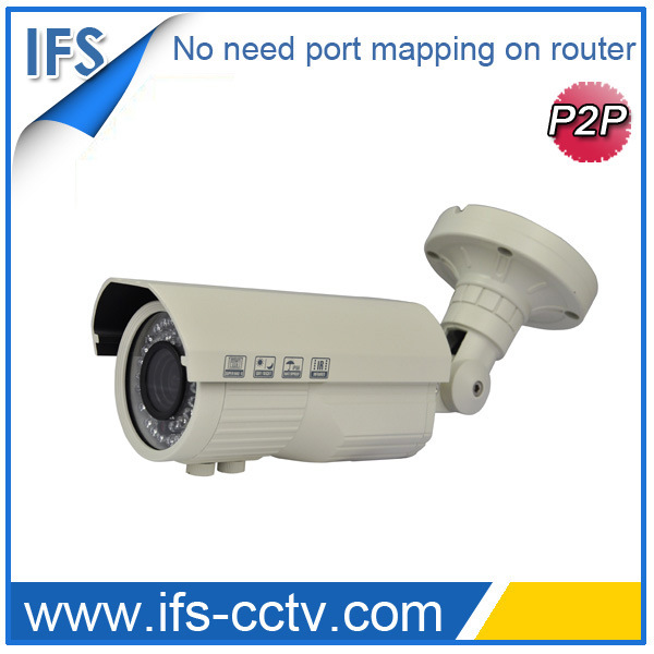 2.0 Mega Pixel Waterproof IR IP Camera (IFP-HS204MS)
